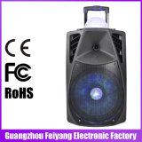 Spreker van het Karretje Bluetooth van de Bal van de Macht van de Stijl van Feiyang/Temeisheng/Kvg 2017 de Nieuwe Goedkope Navulbare Grote Draagbare Lichte ---La-013D