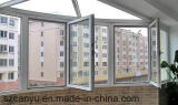ألومنيوم شباك نافذة مع [موسقووت] شبة, [أوبفك] نافذة لأنّ بناية