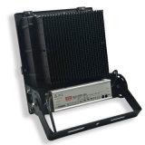 Projector 10W 20W 30W 50W 70W 100W 150W do diodo emissor de luz para o lote de estacionamento do posto de gasolina