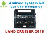 Nouveau lecteur de voiture Ui Android 6.0 pour Land Cruiser avec navigation