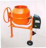 Tipo mezclador concreto de la carretilla de rueda