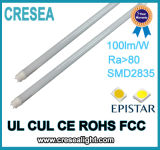 UL CUL Dlc 2FT 8FT Light T8 Fluorescent LED Tube
