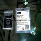 Мешок застежки -молнии LDPE Customzied прозрачный напечатанный