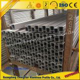 Revestimiento en Polvo Perfil de Extrusión de Grano de Madera Ventana y Puerta de Aluminio