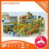 Verschiedene Kind-Innendschungel-Gymnastik-Labyrinth-Spielplatz-Gerät für Verkauf