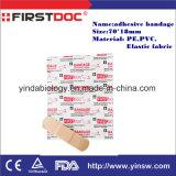 Bandes adhésives à bandes résistantes à l'épreuve des bandes adhésives PE 74X24mm Bandes 38 * 38cm Bandage imprimé à bande dessinée