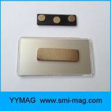 Magneten de van uitstekende kwaliteit van Nametag van het Neodymium van de Magneet van het Kenteken van de Naam
