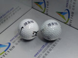 A3 Taille 6 couleurs UV LED Golf Ball Machine d'impression