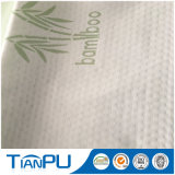 Tissu de coutil de matelas en bambou en gros de la Chine