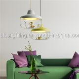 Lâmpadas pingente decorativas de design europeu para iluminação de quarto de bebê
