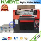 Máquina de impressão UV da caixa do telefone do diodo emissor de luz do profissional A3
