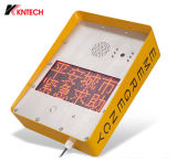 Indicador de diodo emissor de luz solar do atendimento do telefone Emergency seguro da ajuda do telefone da cidade