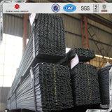 Carbonio nero laminato a caldo Q235 che fende barra d'acciaio piana