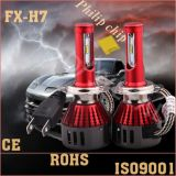 Farol elevado do diodo emissor de luz do lúmen para carros com os certificados de RoHS ISO9001 do Ce