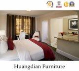 卸し売り贅沢4の星の木のベッド部屋の家具(HD415)