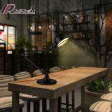 Lámpara de vector del hierro moderno del diseño simple pequeña para la sala de estar