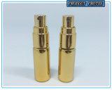 5ml 금 금 펌프를 가진 유리제 살포 향수병