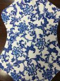 Piel extraordinaria impresión patrones artificial para el sofá (HS039 #)