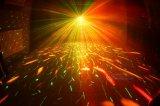 Heißes Disco-Laserlicht des Verkaufstinger-RGBW Moonflower für Stadium