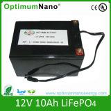 Перезаряжаемые солнечная светлая миниая батарея иона лития 12V10ah