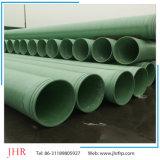 Tubo de epoxy de Gre GRP para el petróleo con la instalación de tuberías de la te