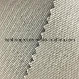 Prima riga tessuto tinto filato ignifugo di 7oz, tessuto a prova di fuoco del cotone