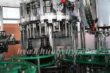 Автоматическая машина пива стеклянной бутылки разливая по бутылкам