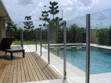 Het bakken van het Zwarte Traliewerk van het Glas van de Baluster Vorst Aangemaakte voor het Balkon van de Villa