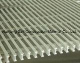 、FRPの格子火格子を付ける、GRPの格子、ガラス繊維のPultrudedの格子