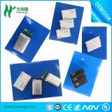 La batería más fina y más pequeña 3.7V 43mAh/batería ultra fina del polímero de Li de Li Po