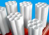 OEMの高品質のHDPEのプラム花の形の管