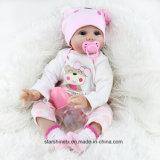 Hot Sale du silicone de 22 pouces de 55 cm Reborn Baby Dolls