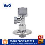 Níquel cobre latón válvulas de ángulo (VG-E12291)