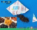 Absorventes de oxigênio usado em U. S para embalagens de alimentos para animais de estimação sem efeitos tóxicos