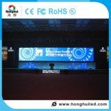 Visualización de pantalla de interior de HD P2.5 LED para los mercados grandes