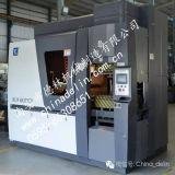 Máquina de moldeo automática de la base de la arena de Delin