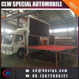 Karry Full Color LED Van Body LED Mobile Stage Truck