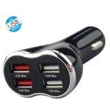 Caricatore dell'automobile delle porte del USB del commercio all'ingrosso 4 per il cellulare