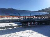 50 000 litros de cocción de acero inoxidable aluminio/aceite comestible de remolque cisterna