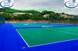 옥외 배구장 및 축구 스포츠 마루 도와