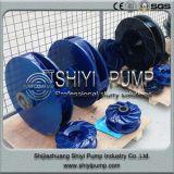 Turbine résistante à l'usure de pompe de boue de vie de polyuréthane longue