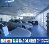 Tente lourde d'exposition de tente de salon d'écran de logo fait sur commande