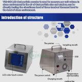 Y LCD09-310operado a bateria 28.3L/Min contador de partículas a Laser
