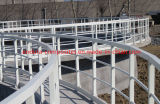 ガラス繊維Handrail/GRPの格子