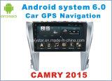 Новая навигация автомобиля Android 6.0 Ui на Toyota Camry 2015 с DVD-плеер автомобиля