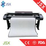 Retrait graphique du tissu Jsx-2000 de jet d'encre professionnel de tissu et machine de découpage