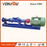 G Pompe à vis unique à haute viscose / pompe à rotor unique / pompe à transfert de fluide