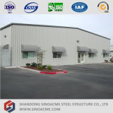Sinoacme 행정 사무실을%s 가진 조립식 강철 구조물 저장 건물