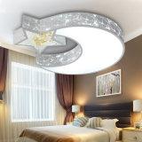 Iluminação creativa moderna do teto das crianças do diodo emissor de luz do estilo dos desenhos animados