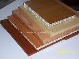 El peso ligero de aluminio de nido de abeja de reparto paneles de pared de oficina